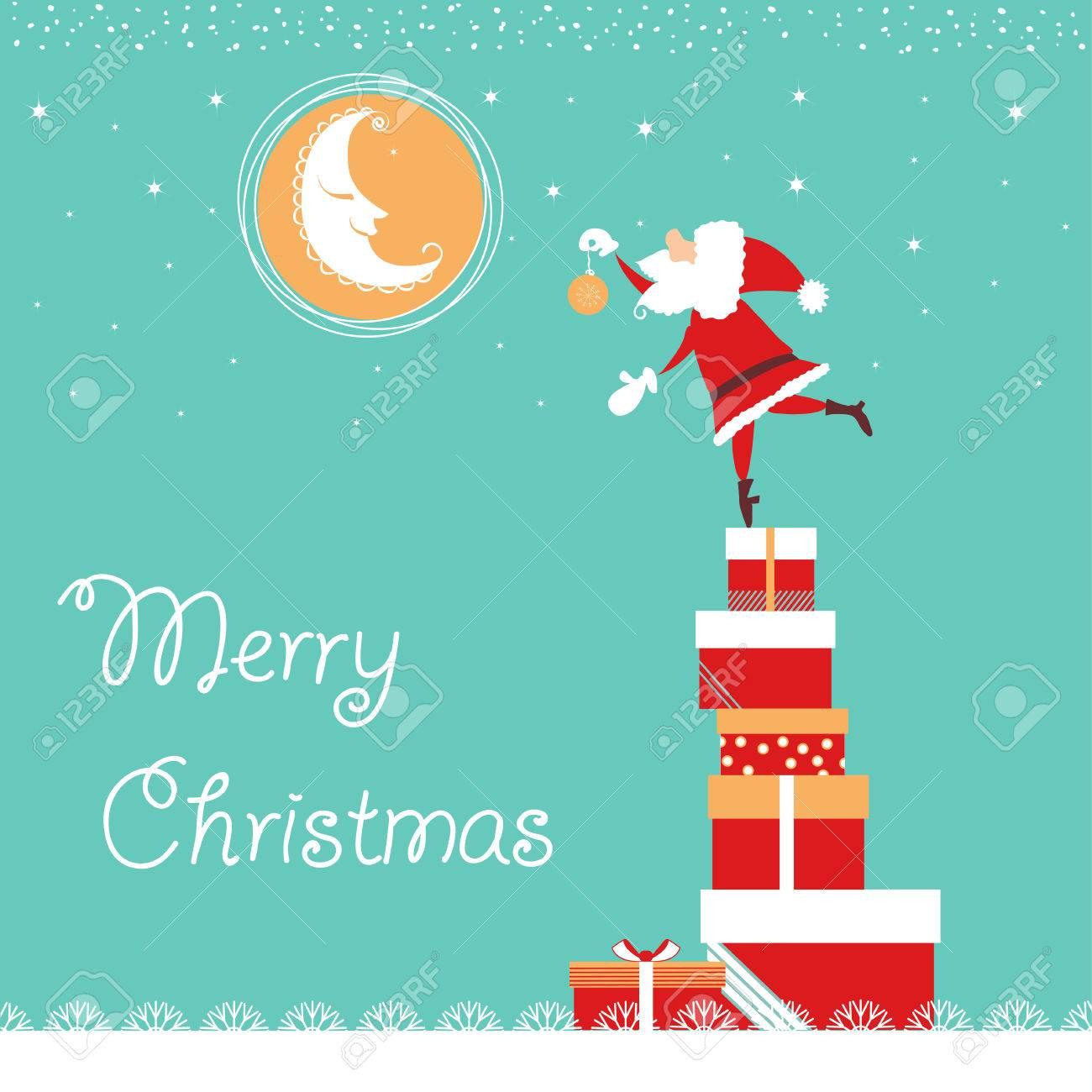 Vector Christmas Card Clipart Vector Labs