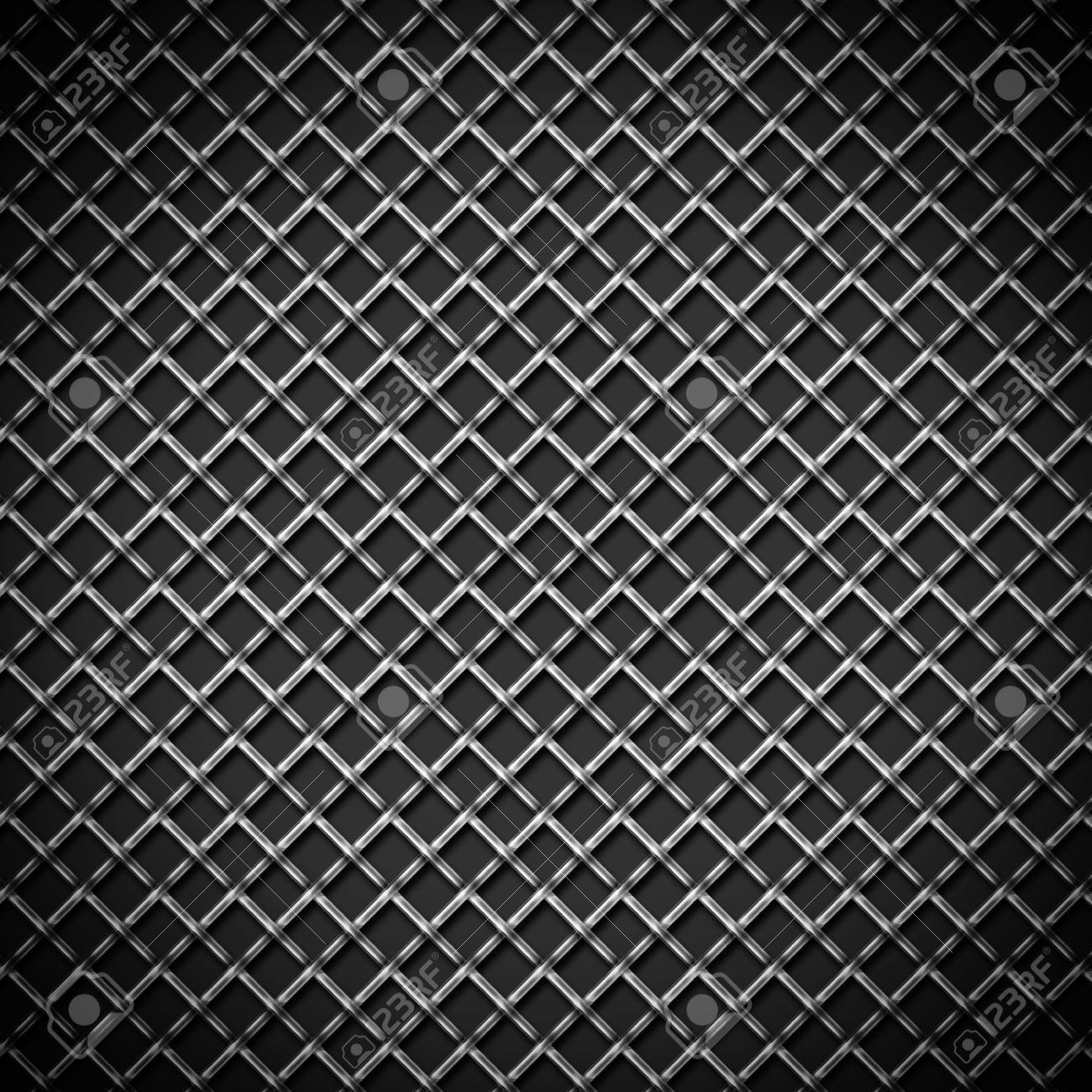 Metal Chain Link Fence Background Stock Photo, Picture And Royalty ...