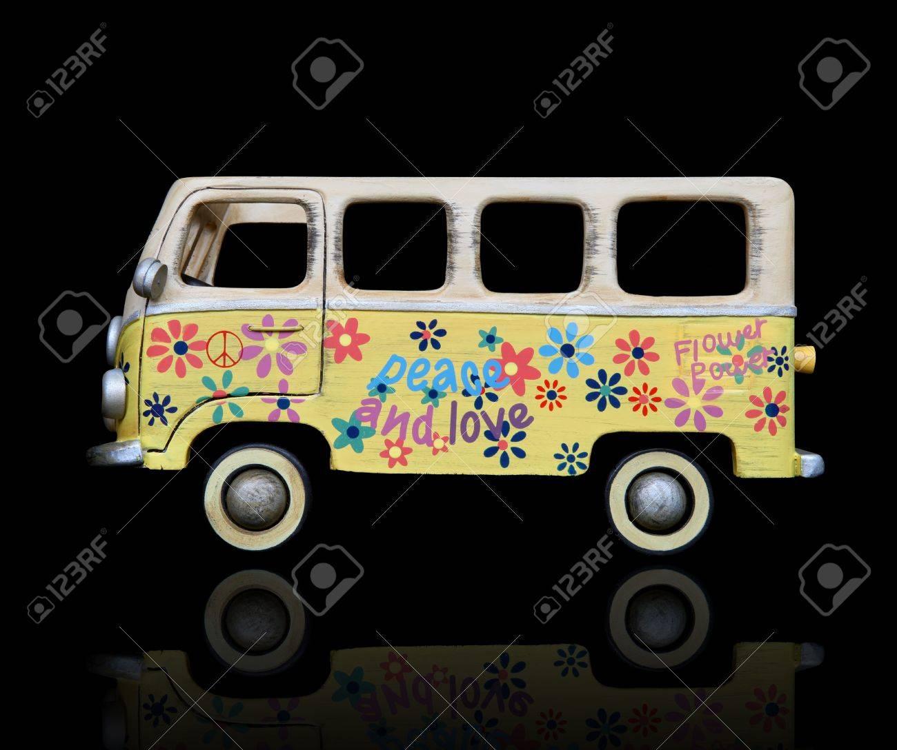 peace and love van ove...
