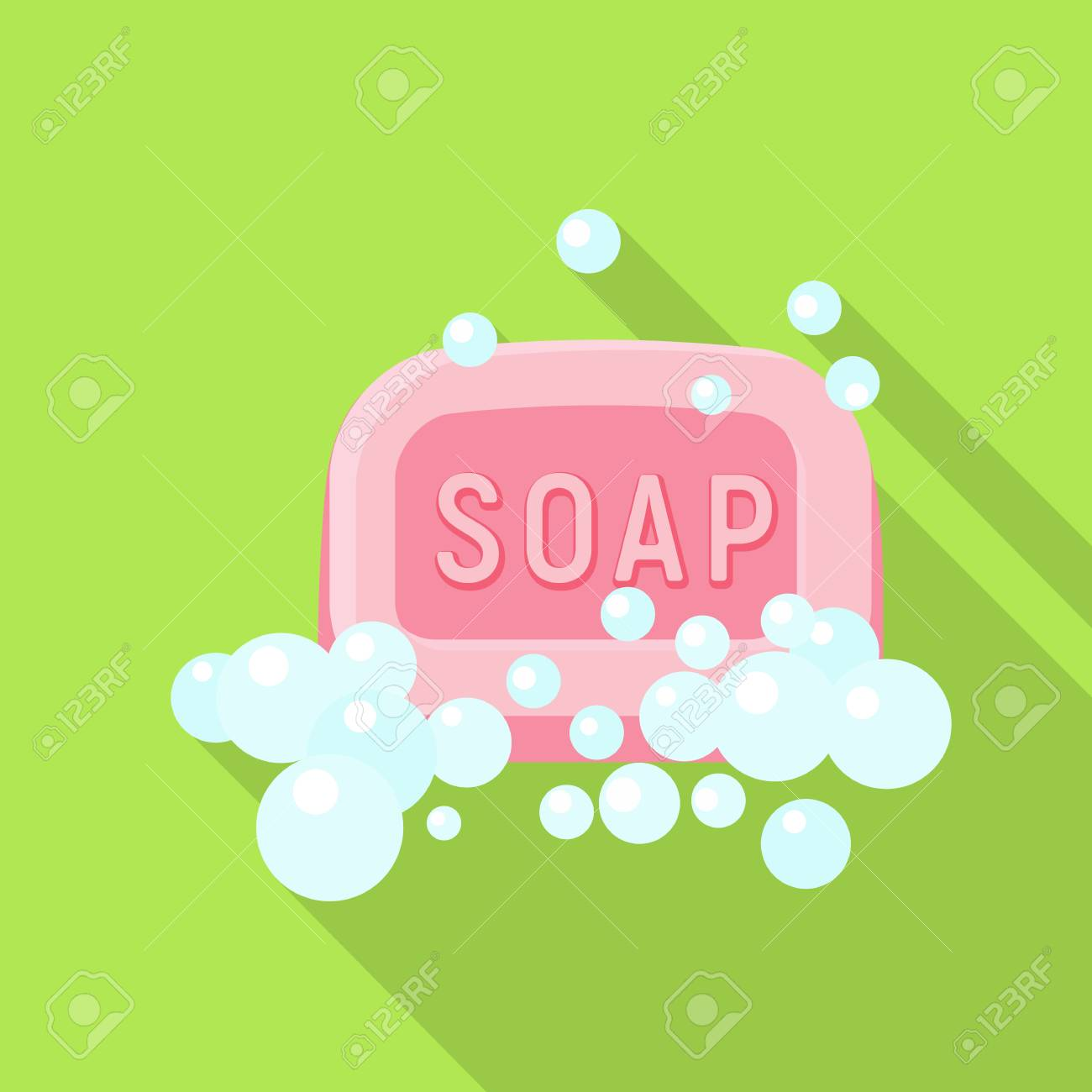 wash soap icon flat illustration of wash soap vector icon for royalty free cliparts vectors and stock illustration image 115556102 wash soap icon flat illustration of wash soap vector icon for