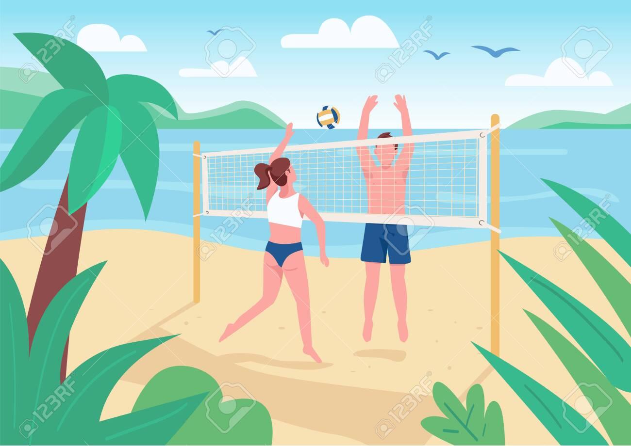 Beach Volleyball Net Clip Art - Scalable Vector Graphics - Vollyball Clipart  Transparent PNG