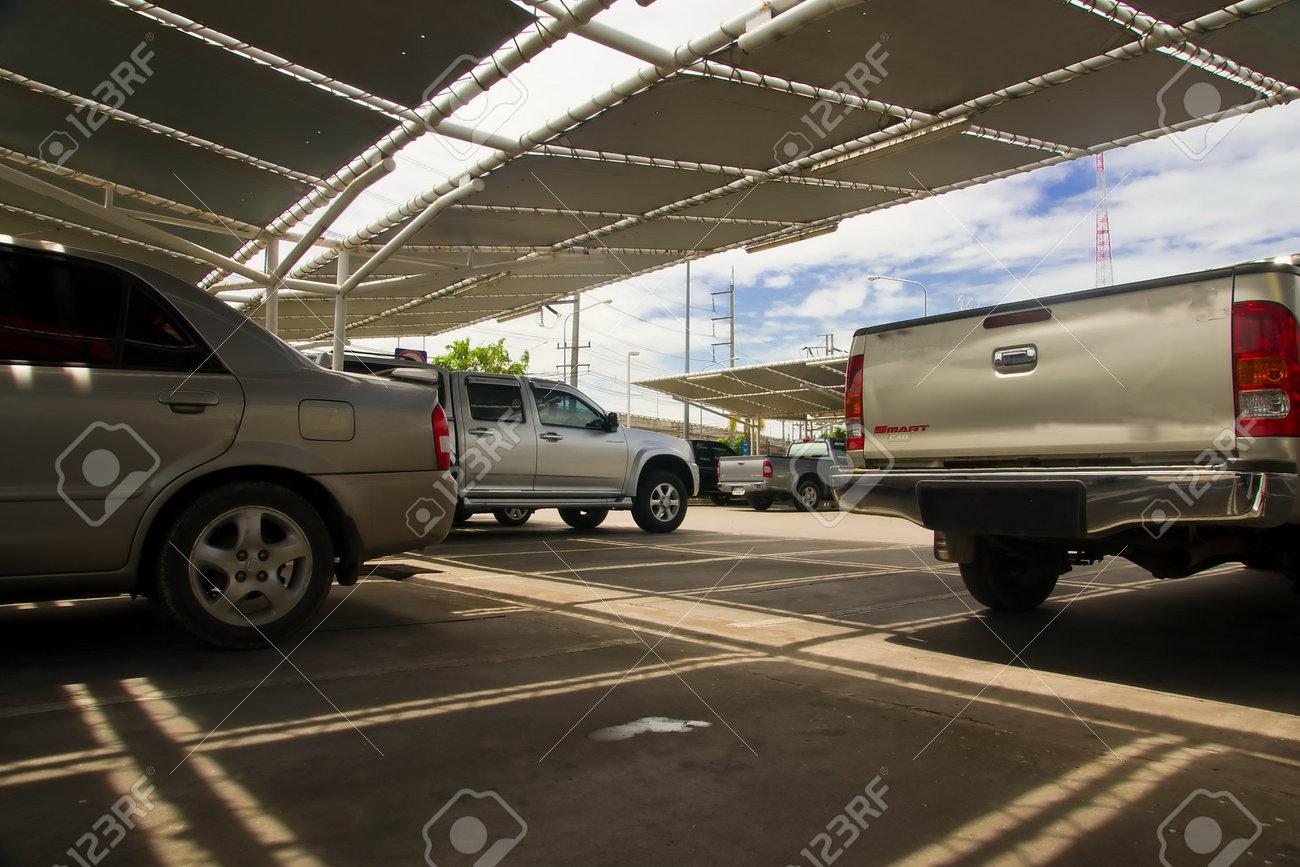 car park Stock Photo - 14857595