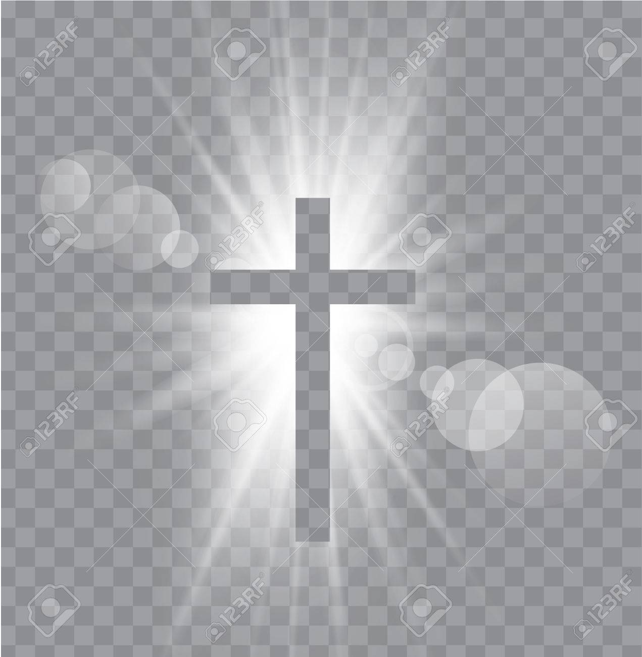 Cross with transparent background clipart - WikiClipArt