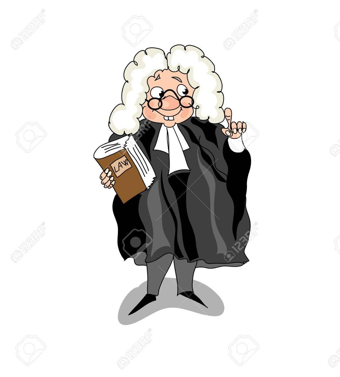 Lawyer Stock Vector - 16281834