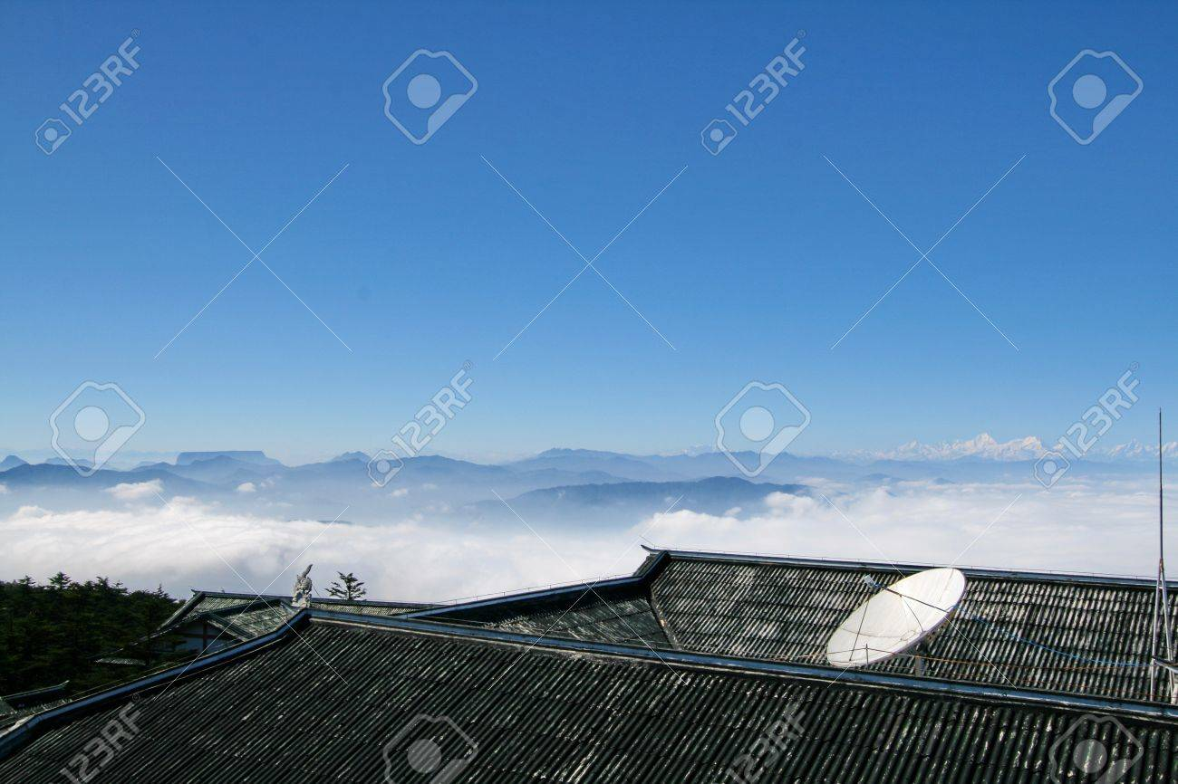 roof top Stock Photo - 11291216
