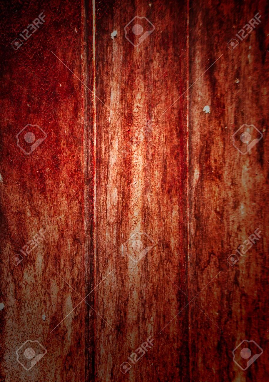 Old teak wood surface Stock Photo - 9709813