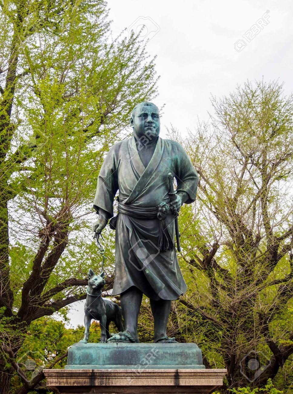 公園 隆盛 上野 西郷