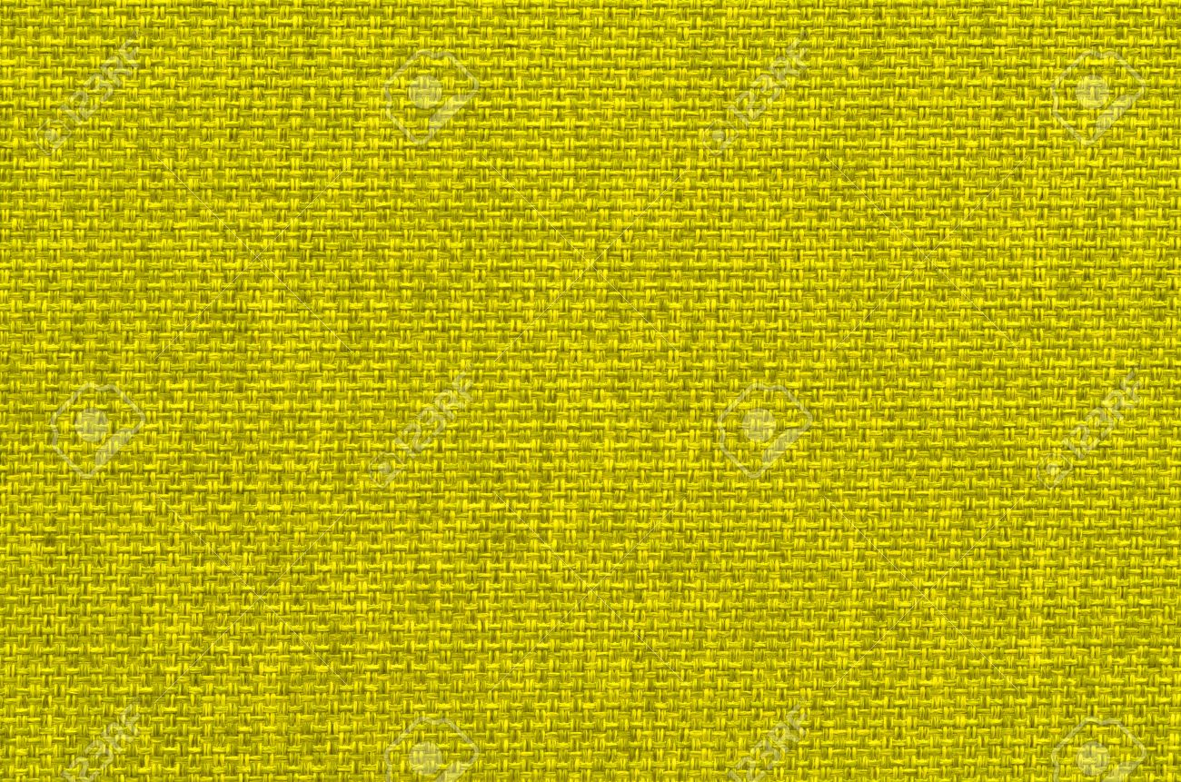 Yellow Fabric Texture Background Stock Photo, Picture And Royalty ...