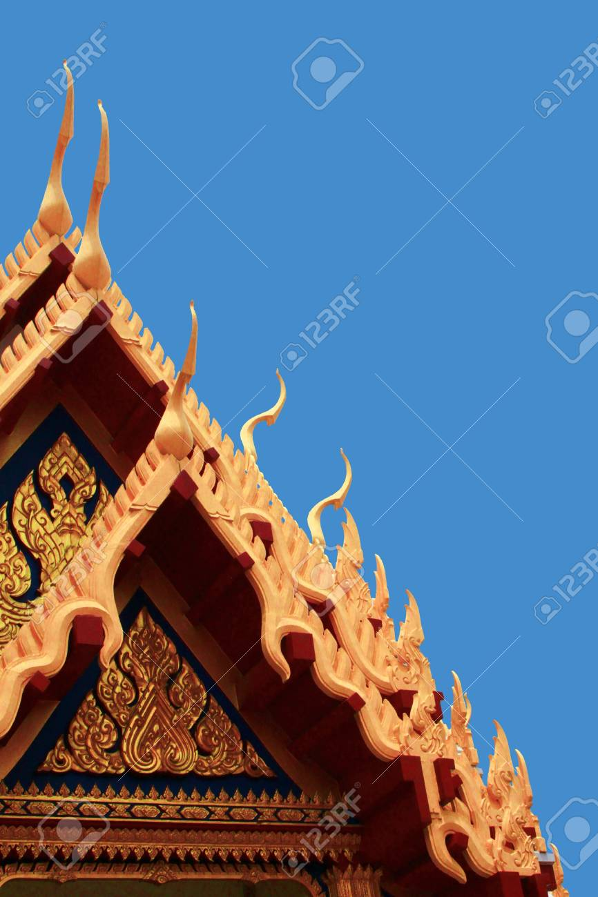 Temple of Thailand1 Stock Photo - 7453152