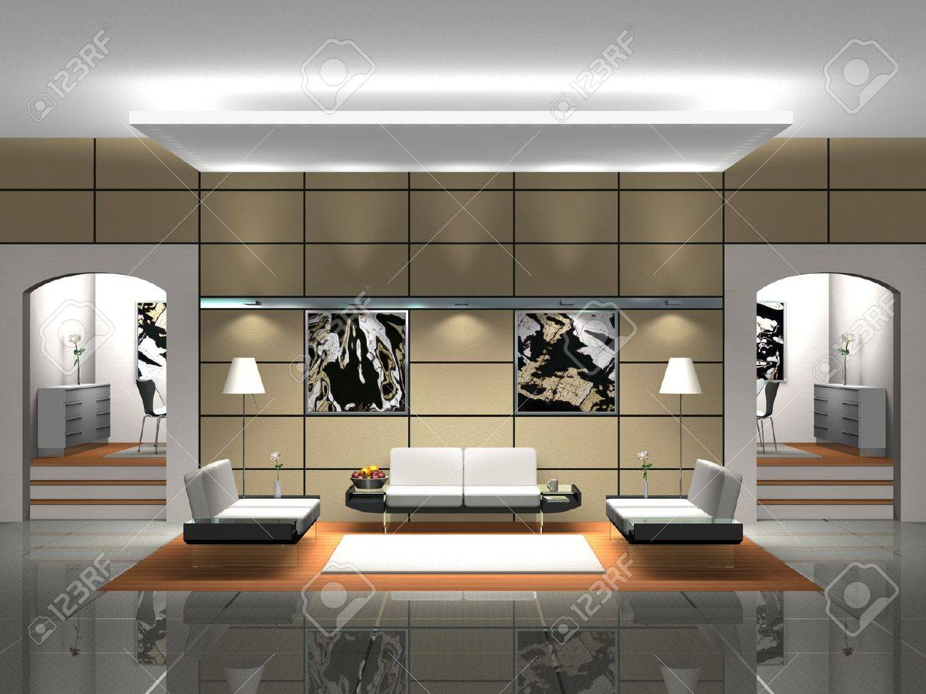 Living Room Ceiling Design Ceiling Design Stock Photos Pictures Royalty Free Ceiling