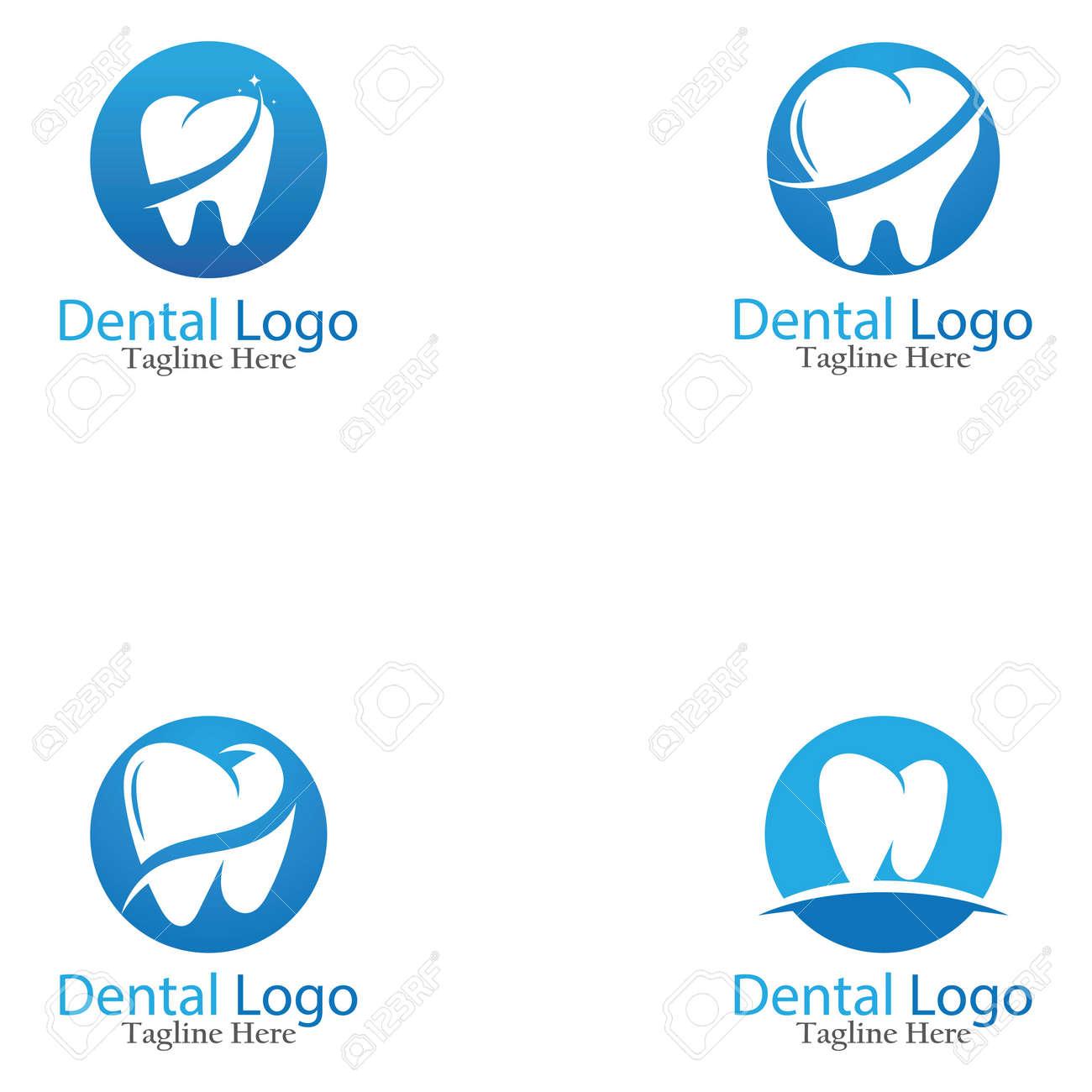 Dental logo and symbol - 154338686