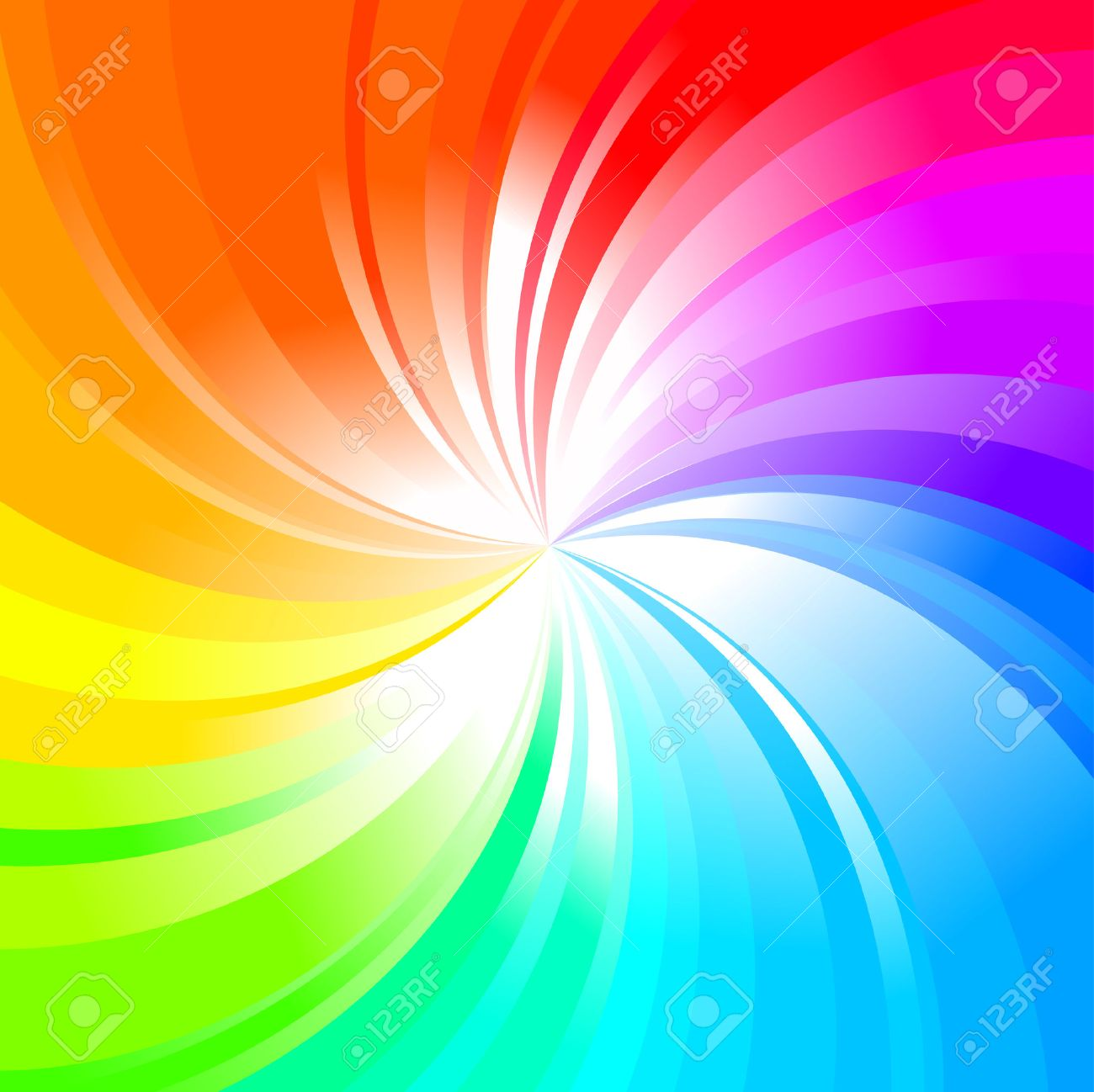 multicolored abstract rainbow background royalty free cliparts
