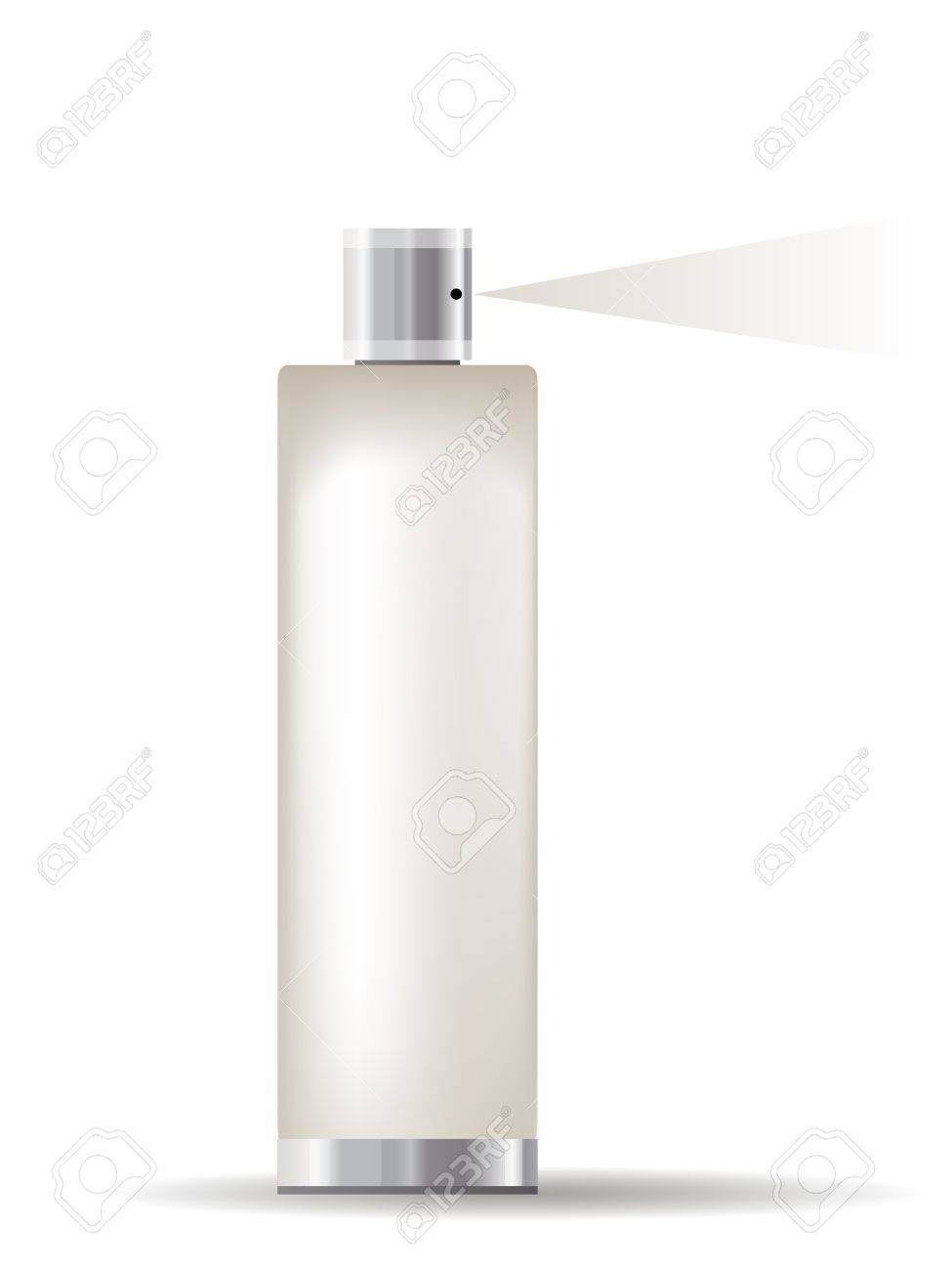 Cosmetic container Stock Vector - 8584431