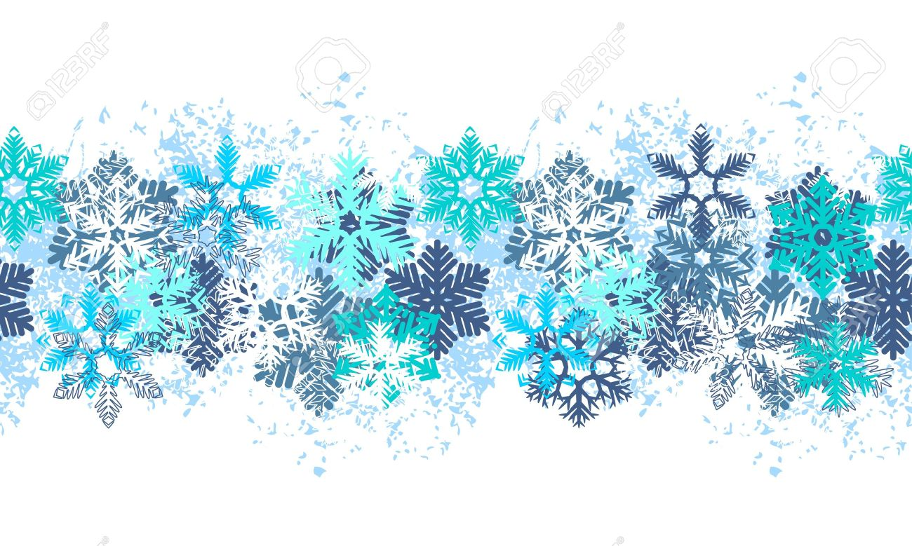 Animated Snowflake Wallpaper