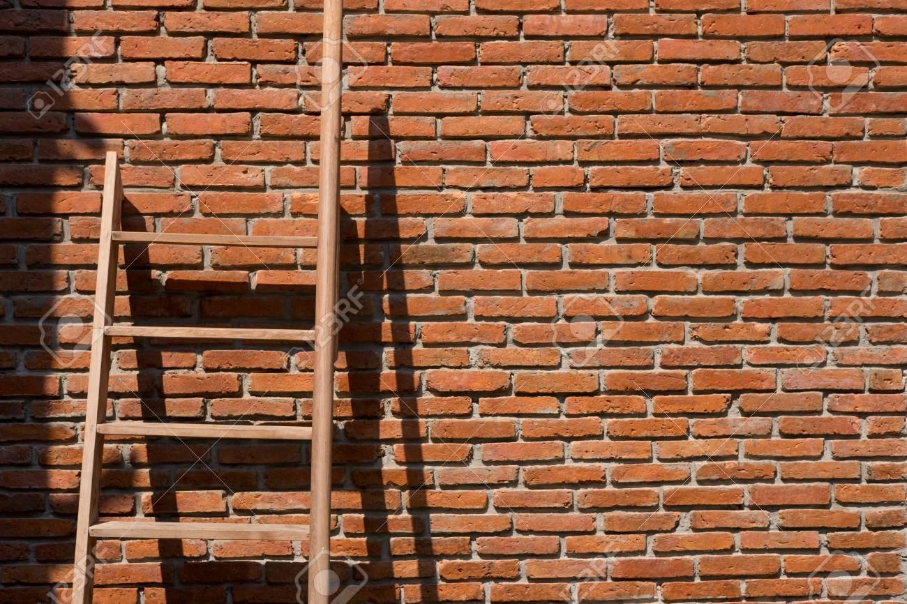 Brique Rouge Mur Exterieur