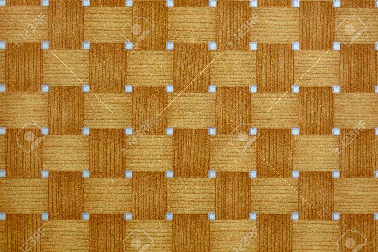 wicker texture painted on laminate Stock Photo - 12558432