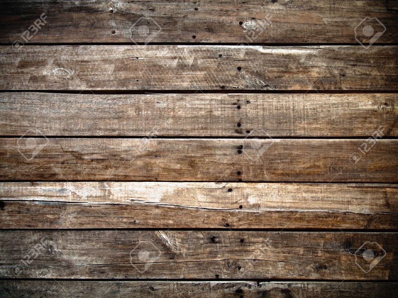 Old panel wood background Horizontal Stock Photo - 7860465