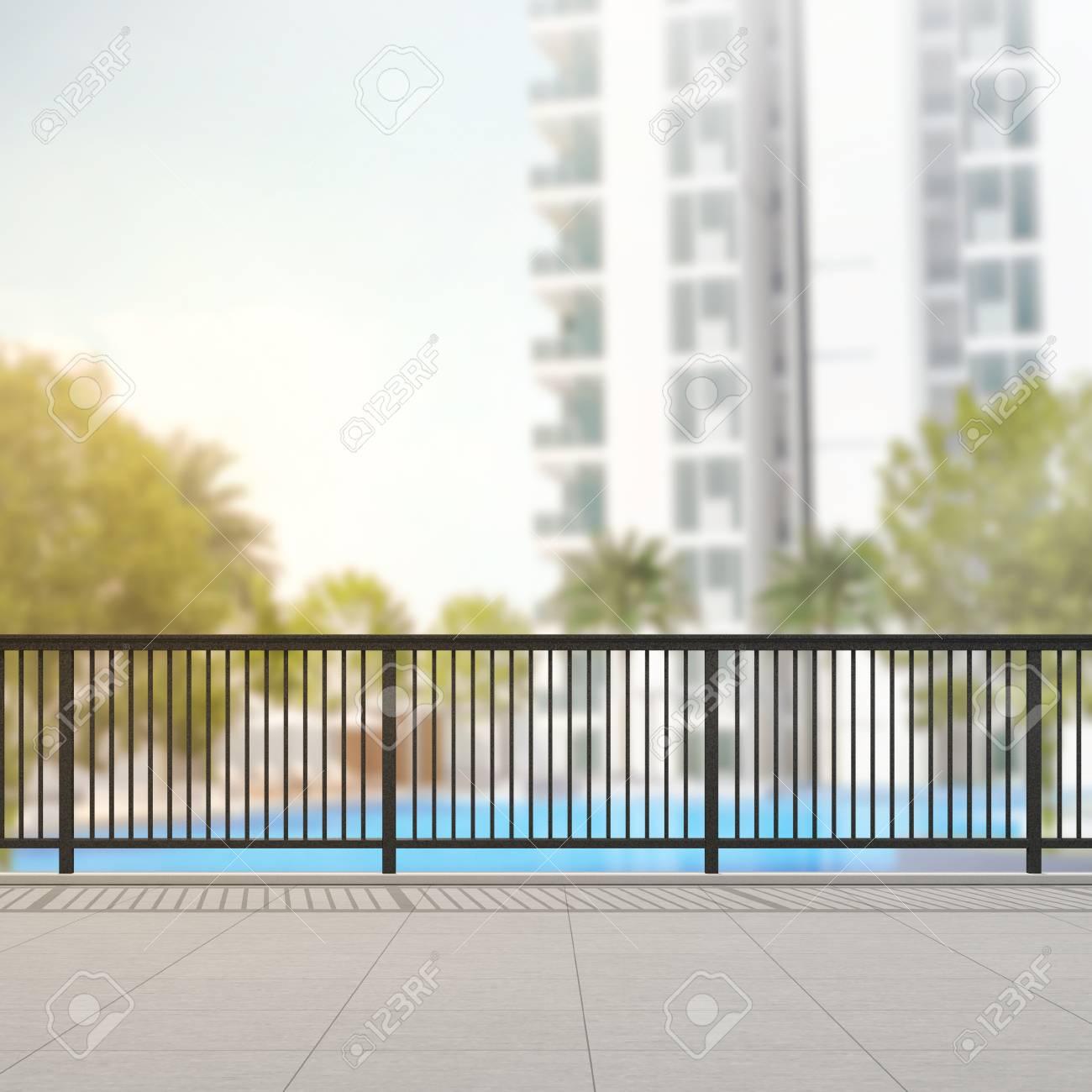 Balcony Background