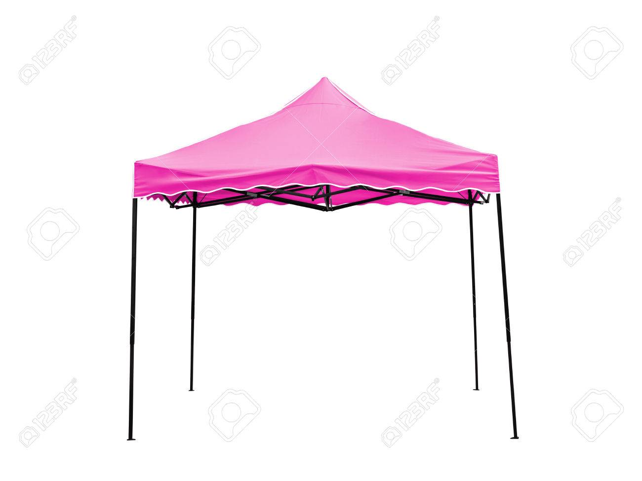 Pop Up gazebo Pink rain tent on white backgroundWork with clipping path.  sc 1 st  123RF.com & Pop Up Gazebo Pink Rain Tent On White BackgroundWork With Clipping ...