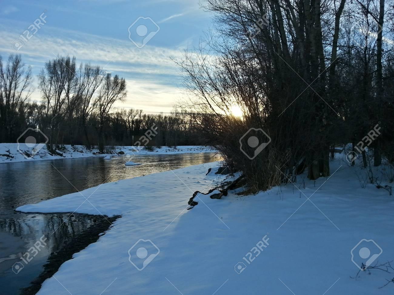 Gunnison river white water park