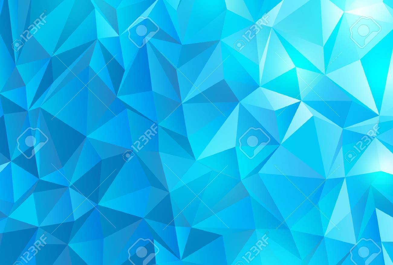 Abstract polygonal background - 50903405