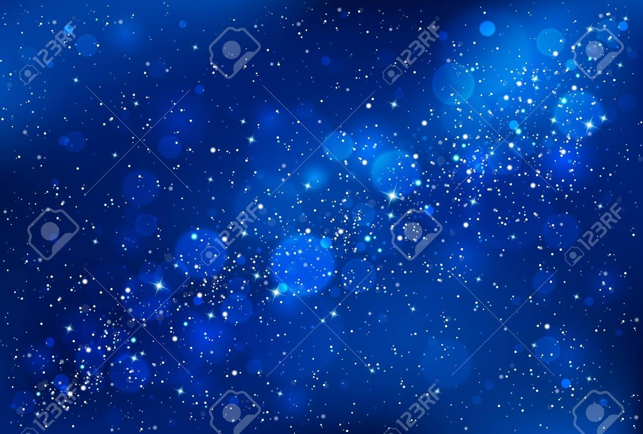 Night sky background - 54881197