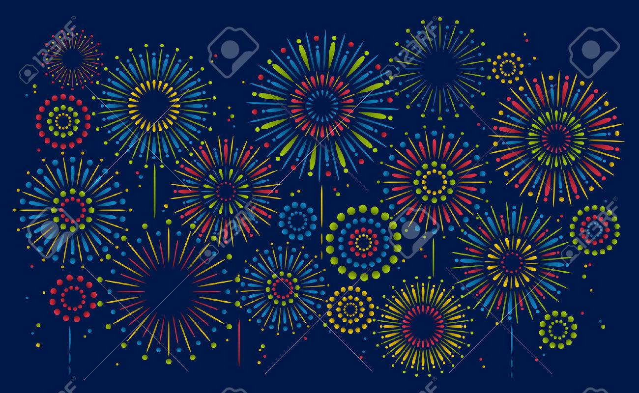 Fireworks - 60315603