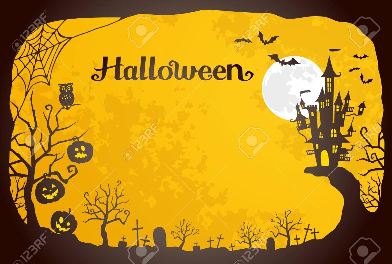 Halloween background - 60315602