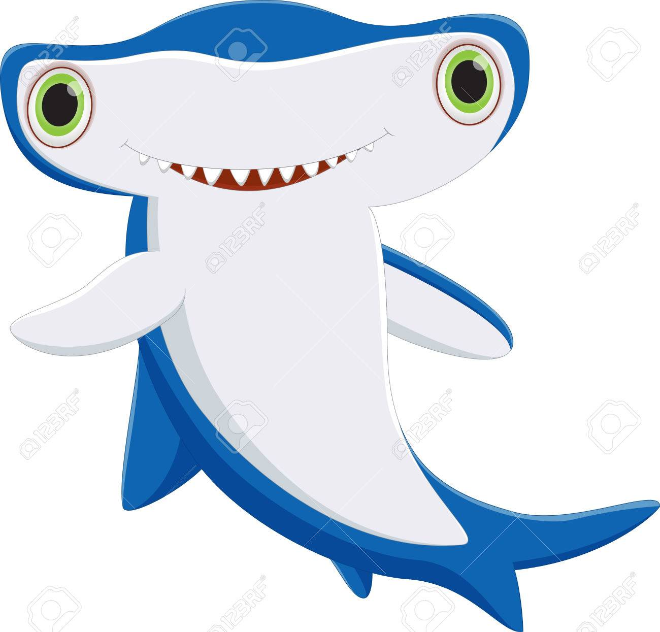 cute hammerhead shark cartoon royalty free cliparts vectors and rh 123rf com cartoon hammerhead shark pictures cartoon hammerhead shark pictures