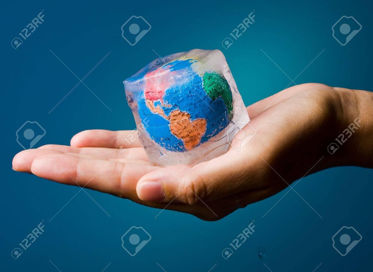 Resultado de imagen para la tierra congelada