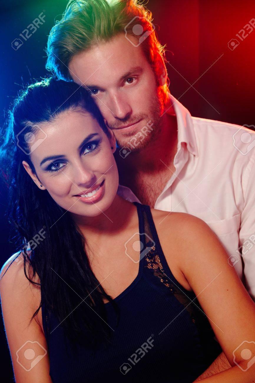 Portrait of attractive loving couple. Stock Photo - 11174309