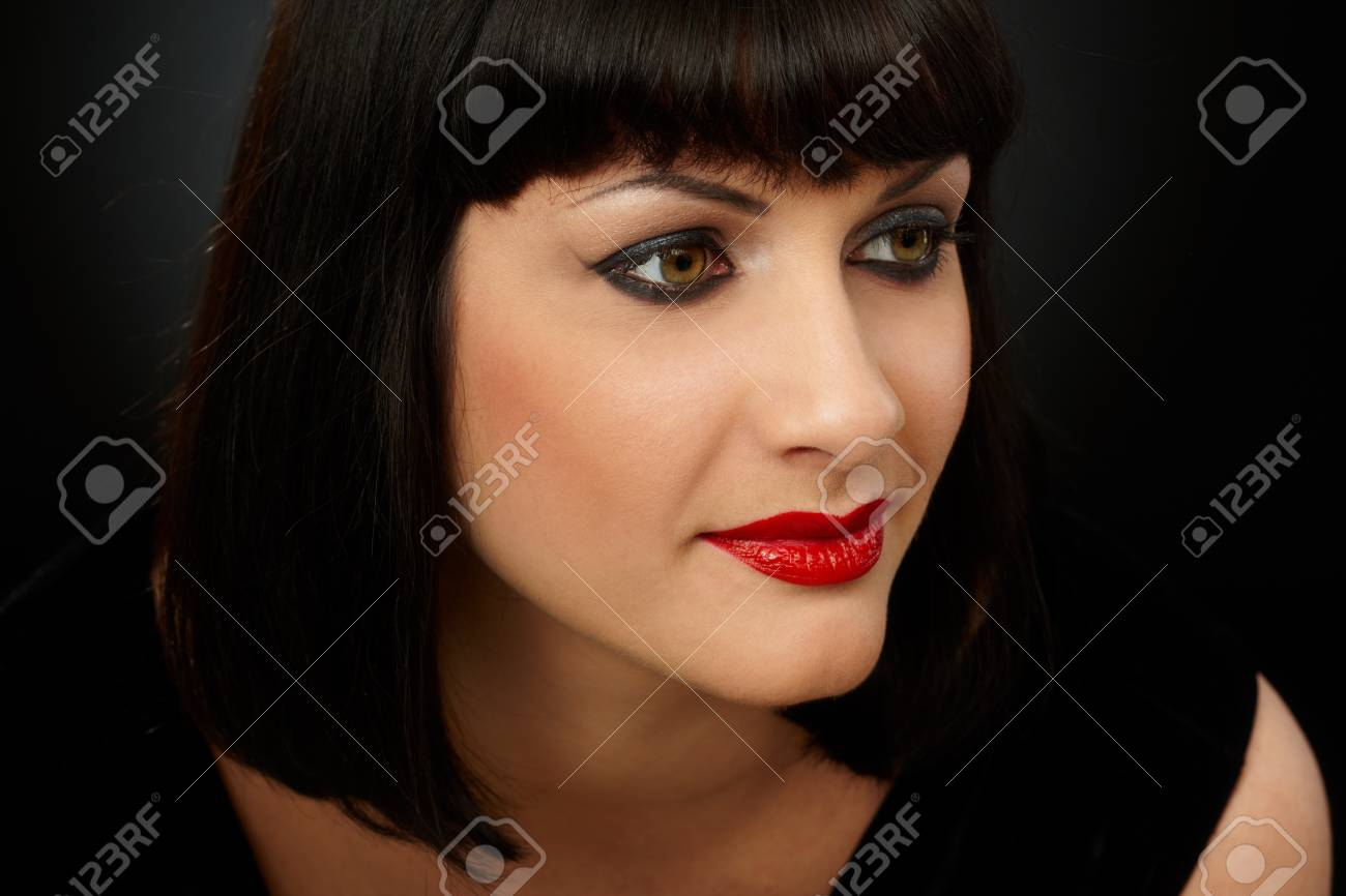 Portrait of young woman looking away Stock Photo - 16761958