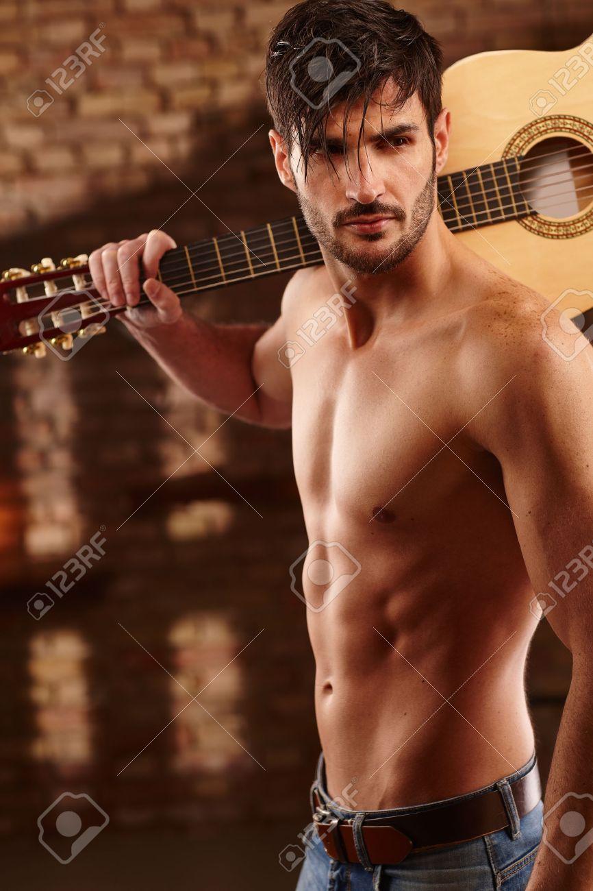 Man sexy art