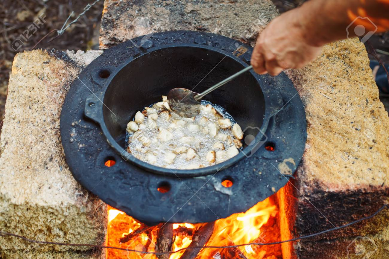 How to cook pilaf in a cauldron or in a pressure cooker 53