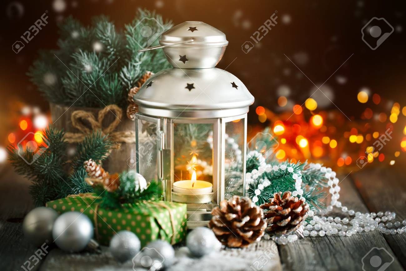 merry christmas and happy new year christmas gift and christmas
