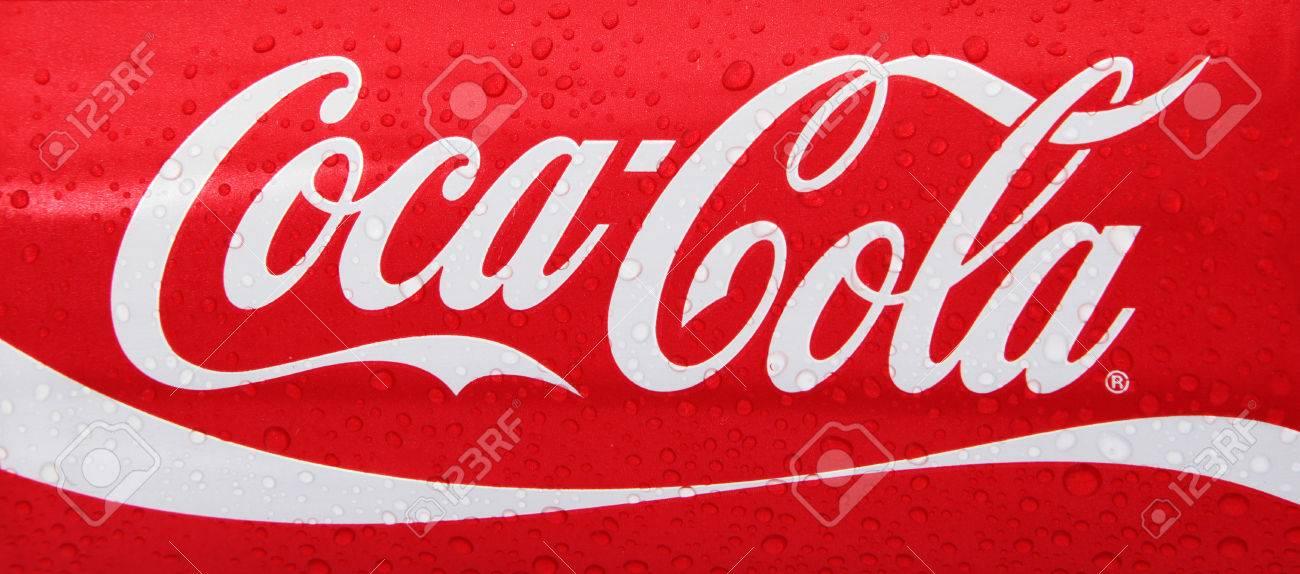 Nachod Repubblica Ceca 15 Maggio 2015 Foto Di Classic Coca Cola