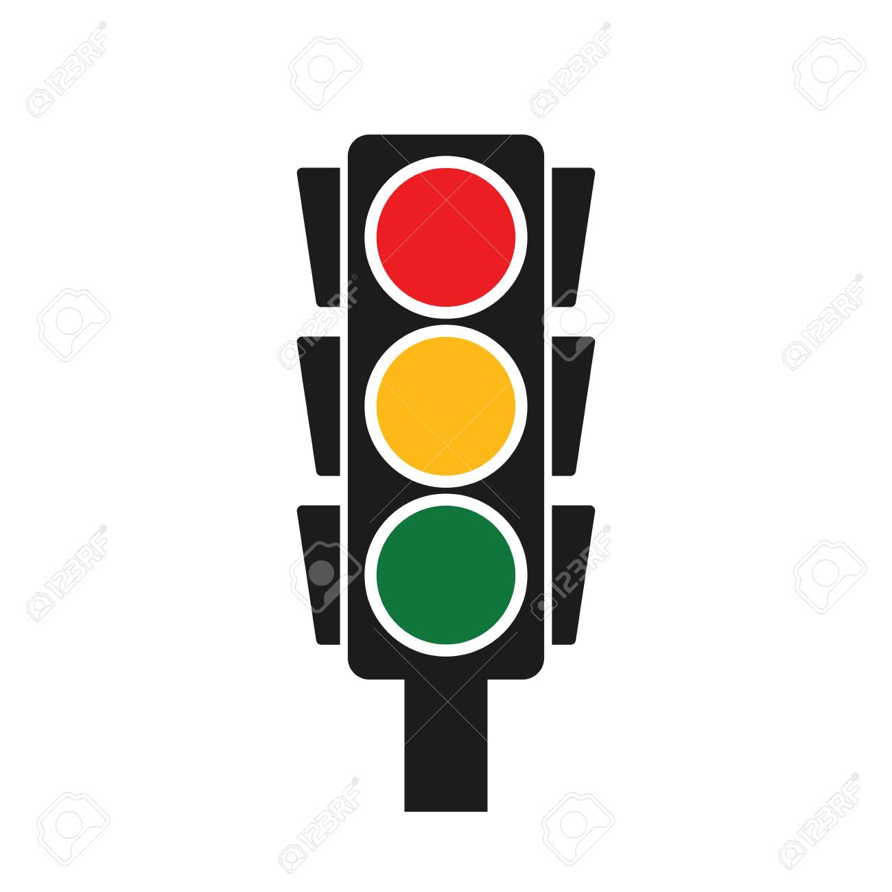 traffic light vector royalty free cliparts vectors and stock illustration image 93716026 traffic light vector