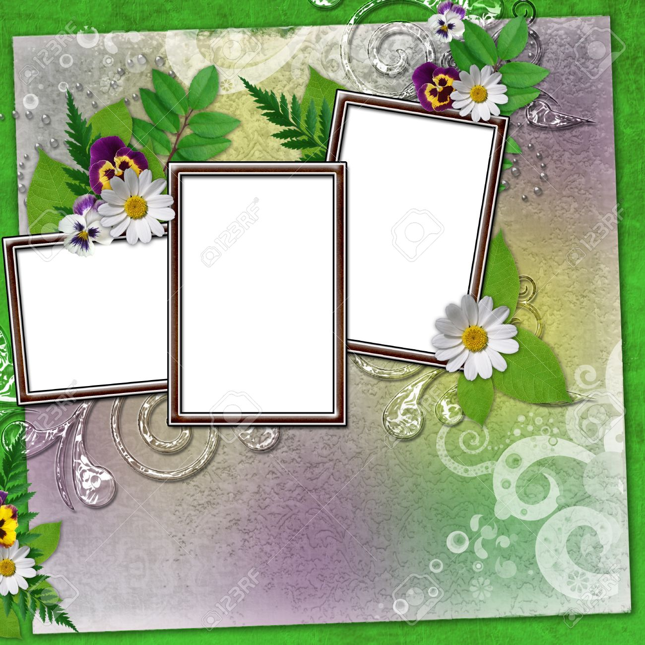 Famoso 3 Fotos Marco De Foto Friso - Ideas Personalizadas de Marco ...