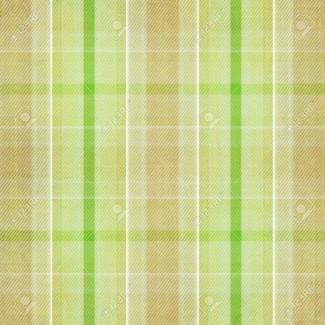 green and brown pastel  seamless plaid pattern Stock Photo - 11024096