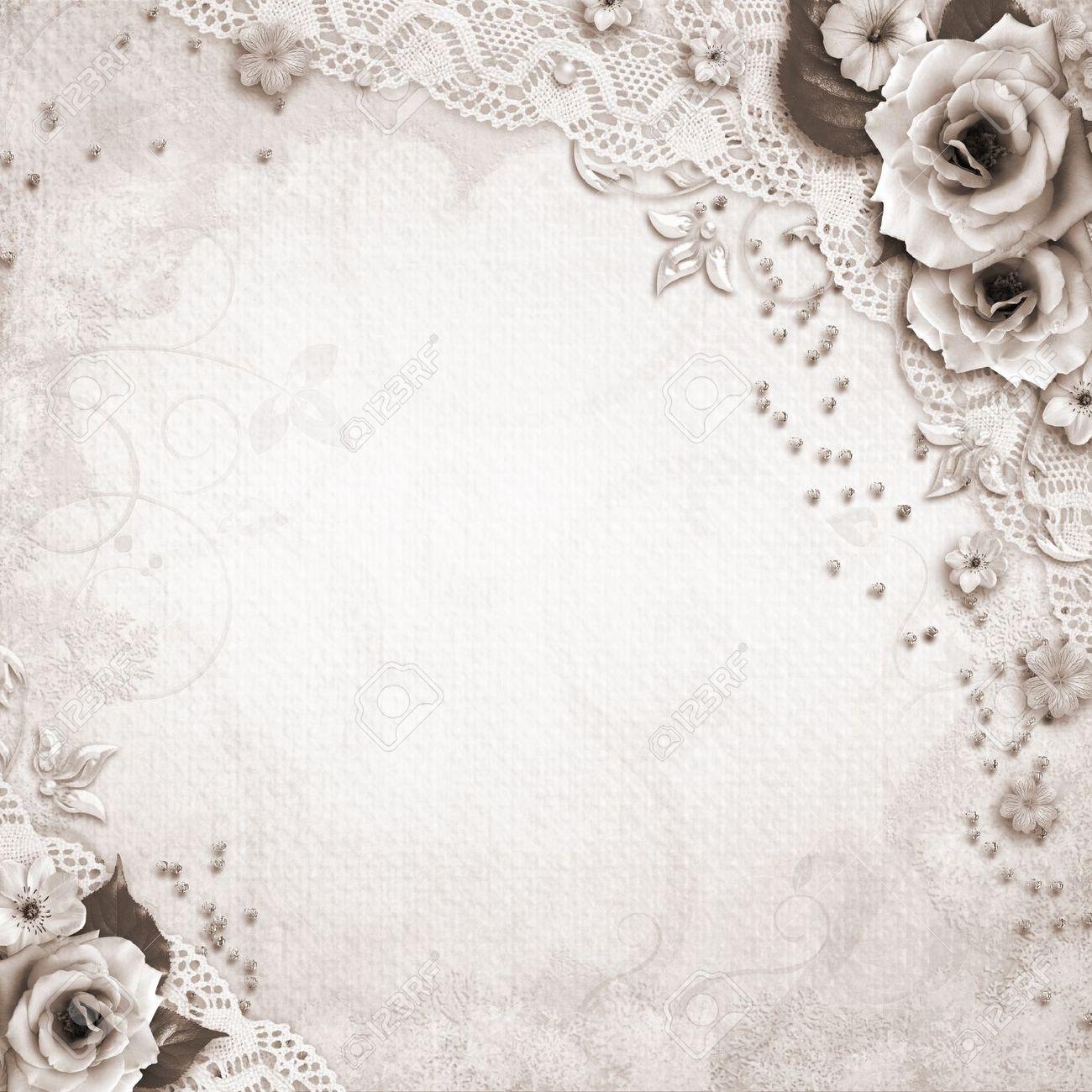 Elegance wedding background Stock Photo - 14119546