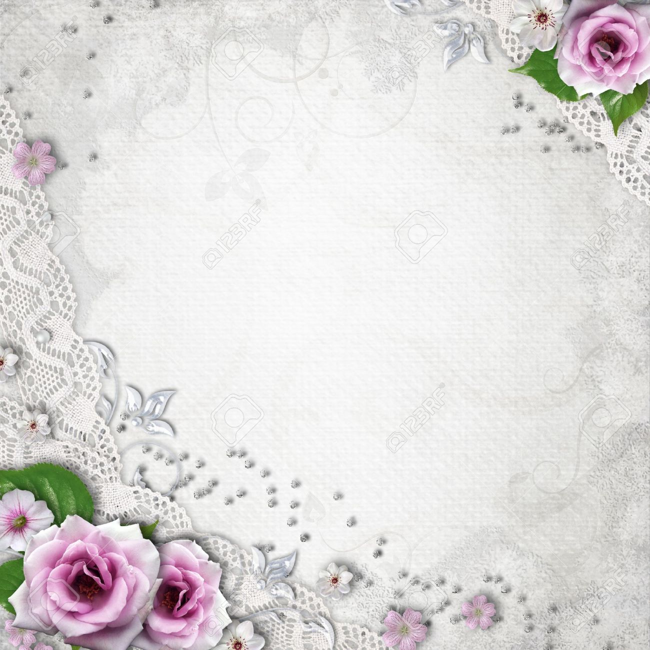 Elegance Wedding Background Stock Photo Picture And Royalty Free