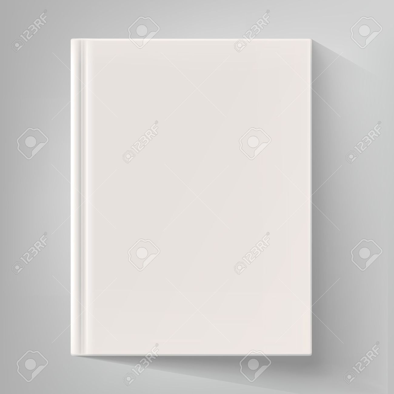 blank book cover royalty free cliparts vectors and stock