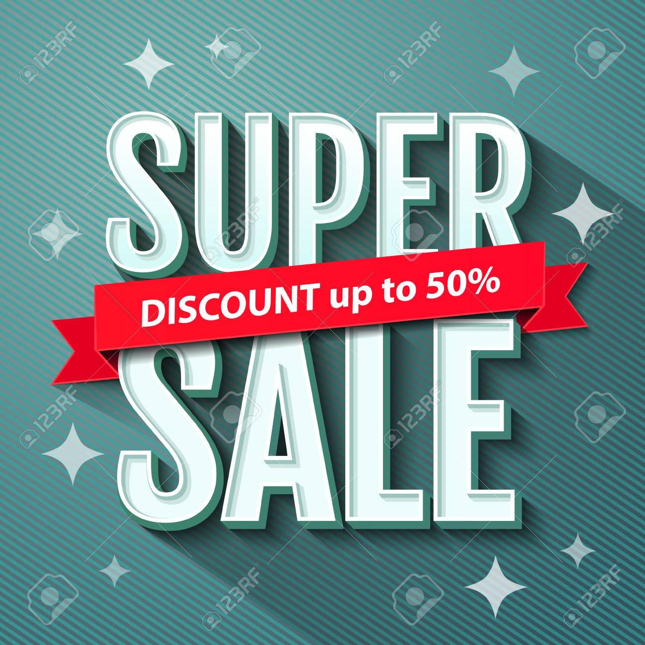 super inscription banner design template super super inscription banner design template super discount up to 50%