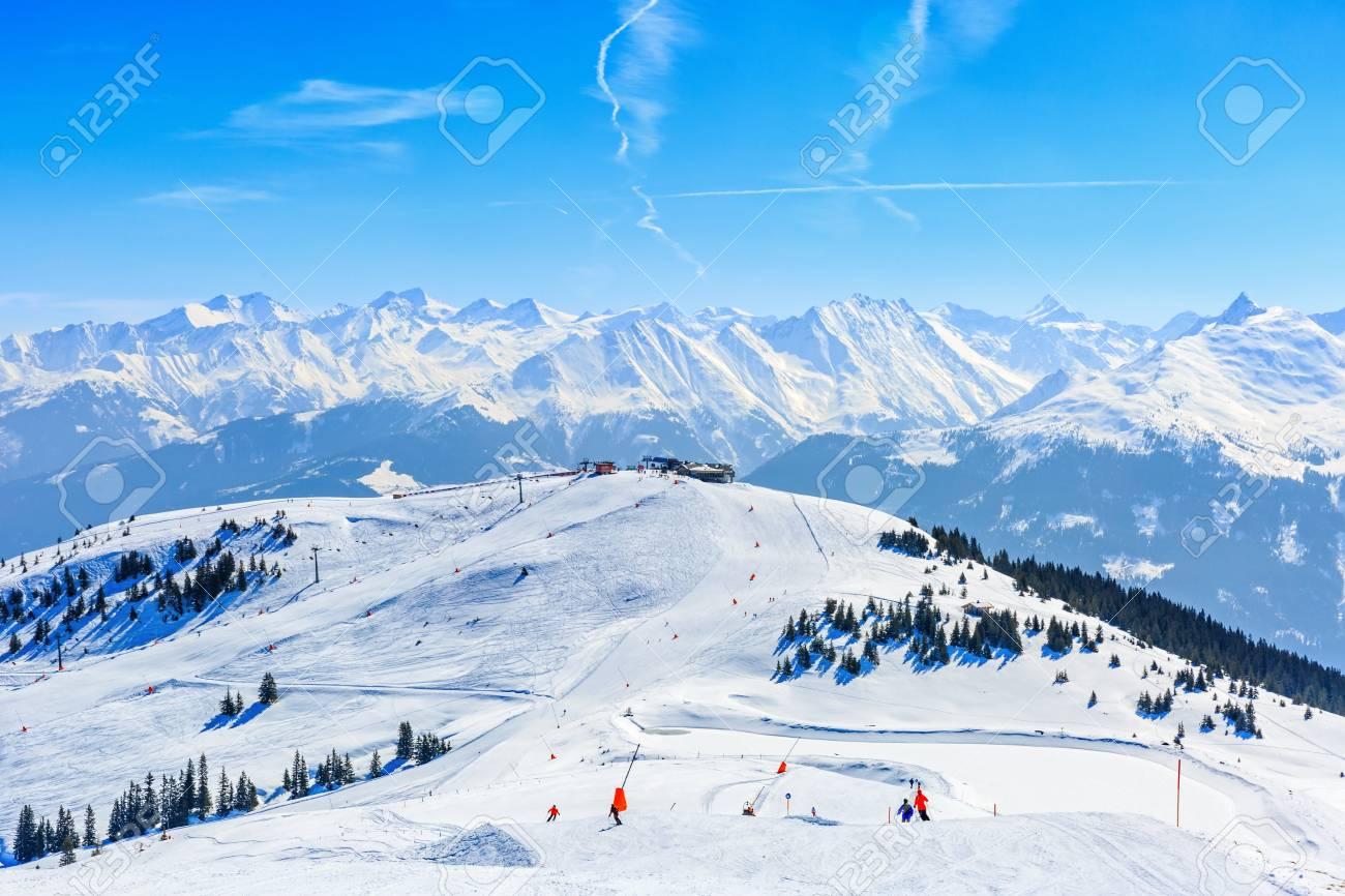 ski paysage