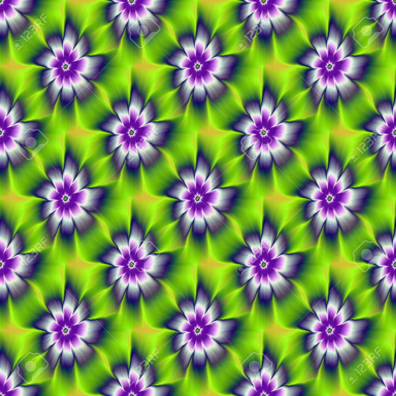Atractivo Diseño De Uñas Flor Margarita Ornamento - Ideas Para ...
