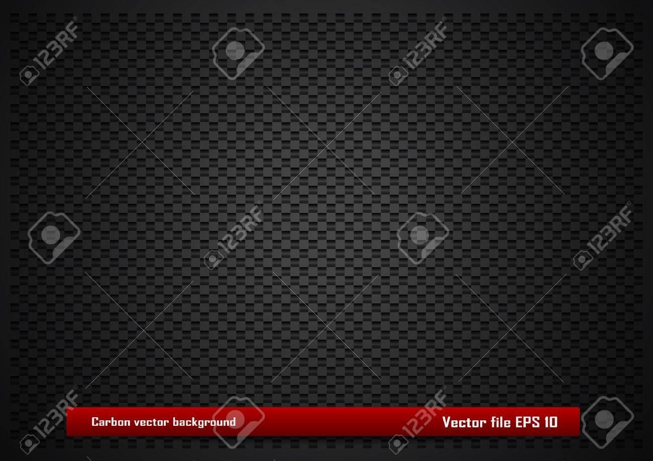 Carbon vector background Stock Vector - 13325742