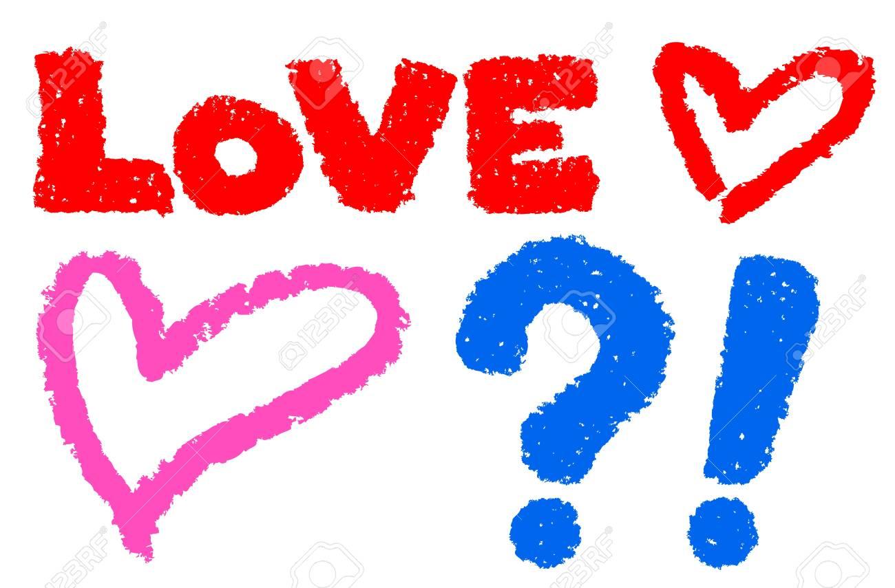 LOVE Heart Stock Vector - 18066248
