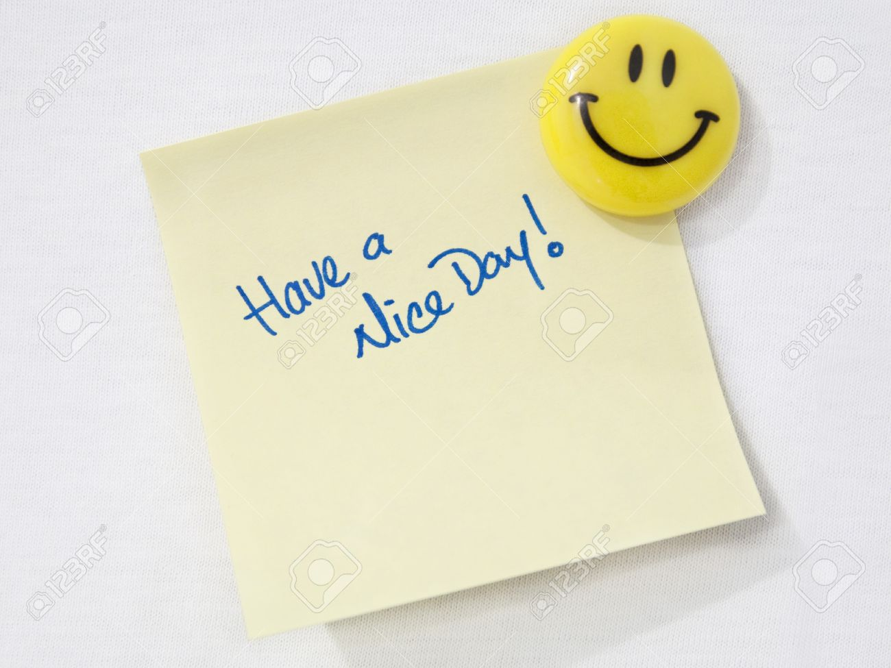 Have A Nice Day Stock Photo Picture And Royalty Free Image Image
