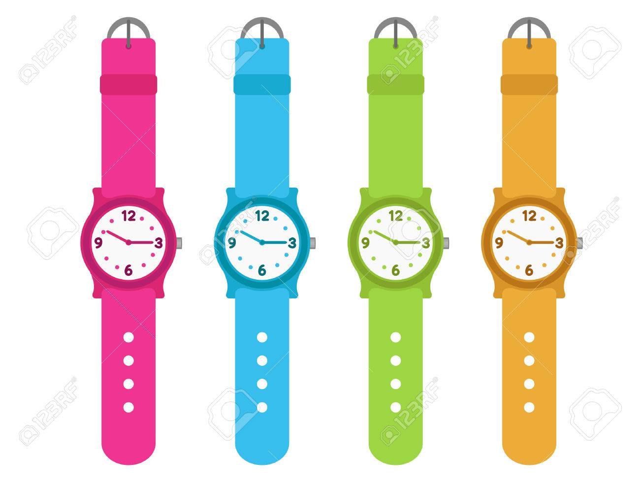 set of four kids watches - 22536742