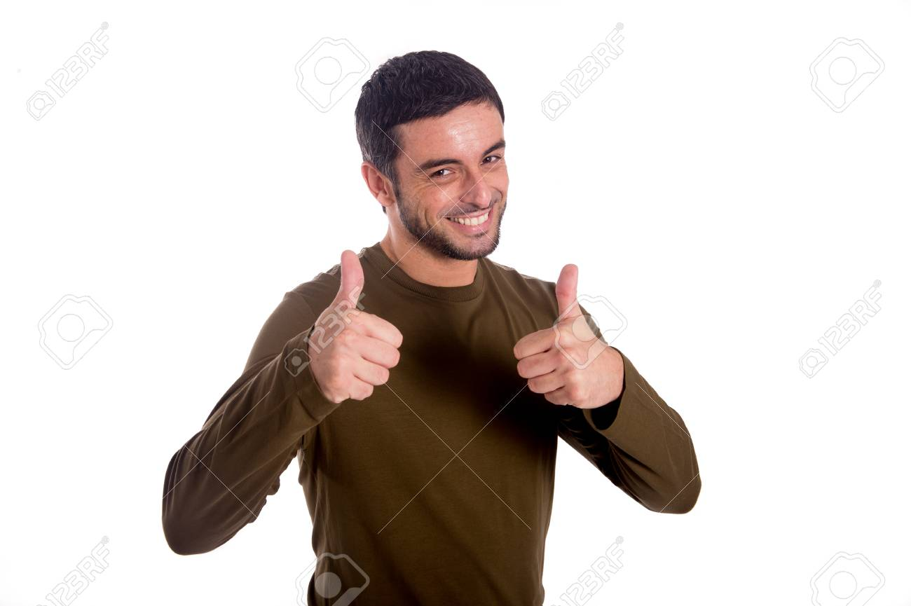 Double thumbs up